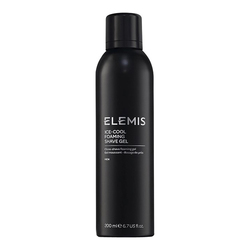 Elemis Time for Men Ice Cool Foaming Shave Gel, 200ml/6.7 fl oz