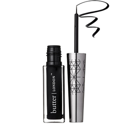 butter LONDON Iconoclast Infinite Lacquer Liner - Brilliant Black, 2.2ml/0.1 fl oz