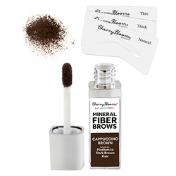 Cherry Blooms Instant Fiber Brow Kit Espresso 04, 1 set