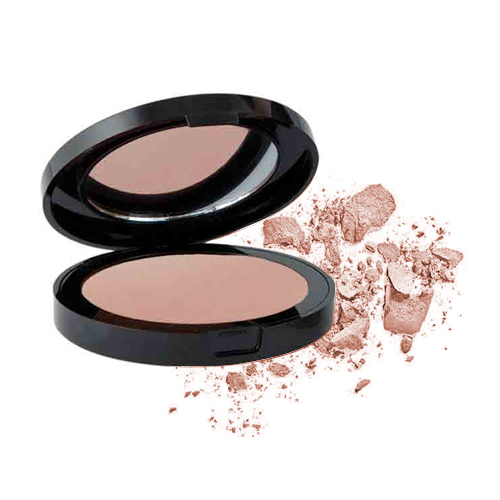 Mineralogie Invisibly Matte Pressed Powder - Clear, 9g/0.3 oz