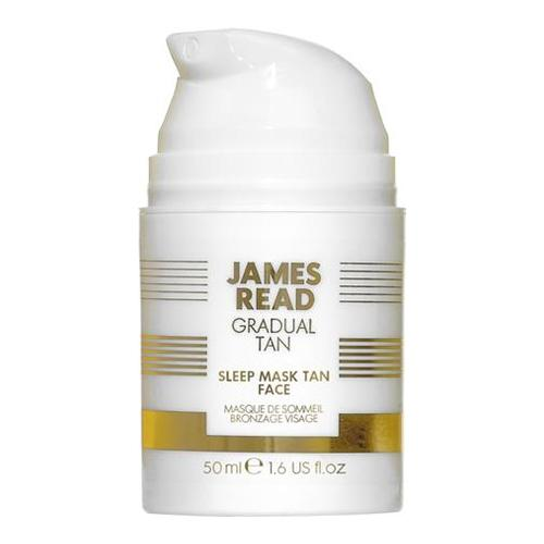James Read GRADUAL TAN Sleep Mask Tan Face, 50ml/1.7 fl oz