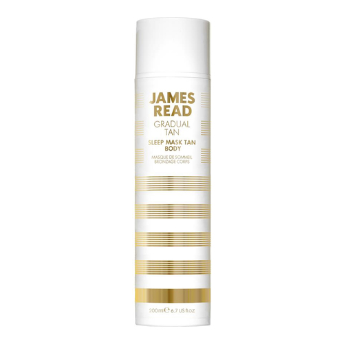 James Read GRADUAL TAN Sleep Mask Tan Body, 200ml/6.7 fl oz