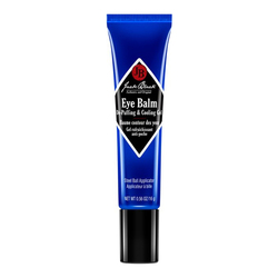 Jack Black Eye Balm De-Puffing and Cooling Gel, 16g/0.56 oz