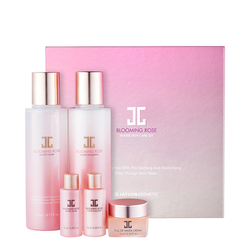 Blooming Rose Water Skin Care Set