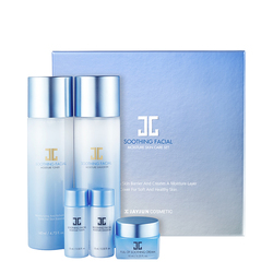 Soothing Facial Moisture Skin Care Set
