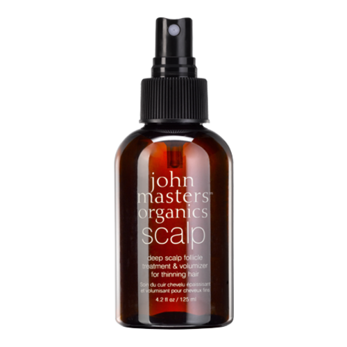 John Masters Organics Deep Scalp Follicle Treatment and Volumizer, 125ml/4.2 fl oz