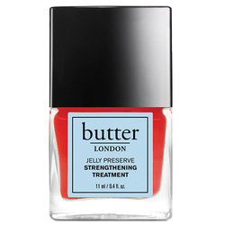 Jelly Perserves - Sheer Strengthening Nail Teatment - Strawberry Rhubarb