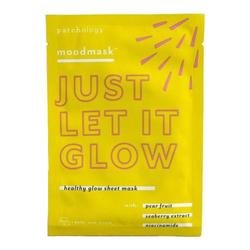 Just Let It Glow Single Mask