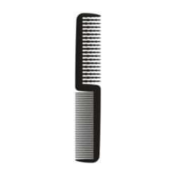 The Knot Dr Flipcomb Mini Compact Dual Action, 1 piece