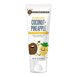 Kid''s Tooth + Mouth Paste - Coconut + Pineapple
