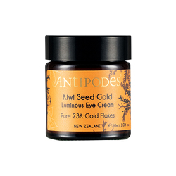 Antipodes  Kiwi Seed Gold Luminous Eye Cream, 30ml/1 fl oz