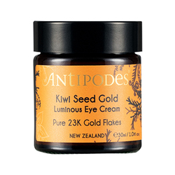 Kiwi Seed Gold Luminous Eye Cream