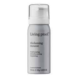 Living Proof Full Thickening Mousse - Travel Size, 56ml/1.9 fl oz
