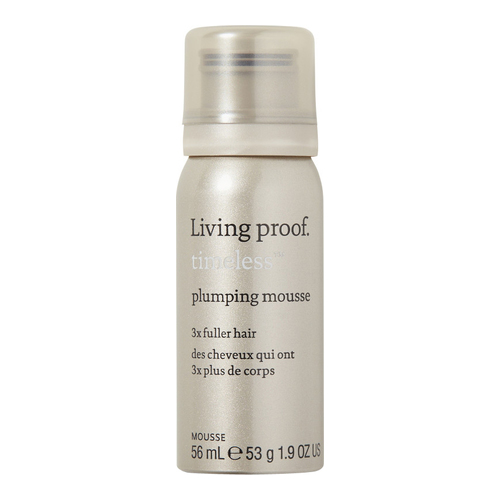Timeless Plumping Mousse Travel Size Living Proof