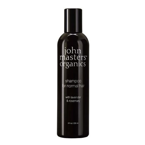 John Masters Organics Shampoo for Normal Hair with Lavender Rosemary, 236ml/8 fl oz