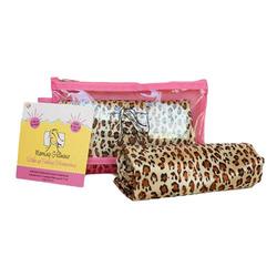 Leopard Travel Bag Pillowcase