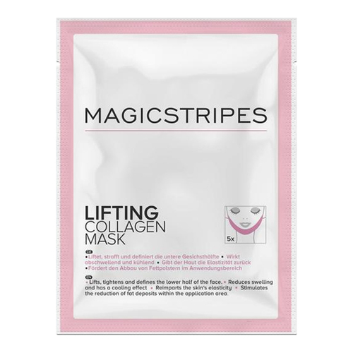 Magicstripes Lifting Collagen Mask -  Single, 1 piece