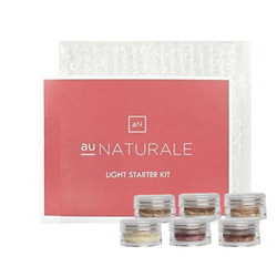 Au Naturale Cosmetics Light Starter Kit, 1 set