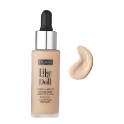 Pupa Like a Doll Foundation - 010 Porcelain, 30ml/1 fl oz