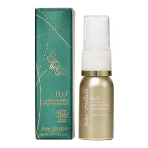 jane iredale Limited Edition D2O Hydration Spray Mini, 12ml/0.4 fl oz