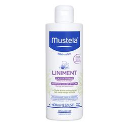 Mustela Liniment for Diaper Change, 400ml/13.5 fl oz