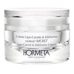 HormeMOIST Lipo-Carrot and Edelweiss Cream