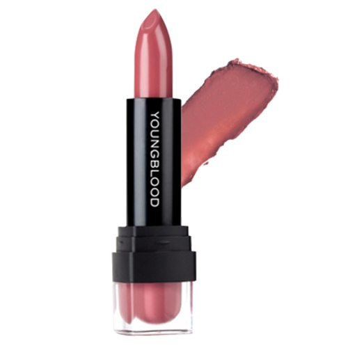 Youngblood Lipstick - Rosewater, 4g/0.14 oz