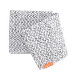 AQUIS Rapid Dry  Lisse Hair Towel  - Cloud Berry, 1 piece