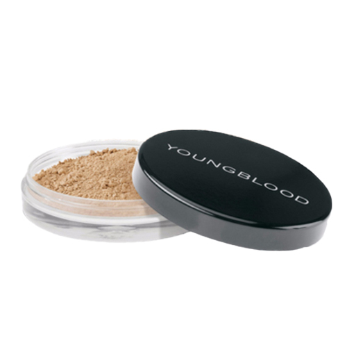 Youngblood Loose Mineral Foundation - Warm Beige, 10g/0.4 oz