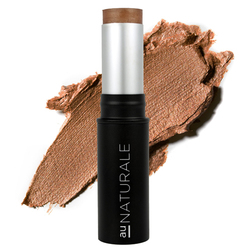 Au Naturale Cosmetics Luminous Creme Bronzer Stick - Caramel, 9g/0.3 oz
