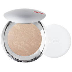 Pupa Luminys Compact Face Powder Amberlight - 05, 1 piece