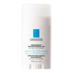 La Roche Posay Physiological Deodorant, 40g/1.3 oz