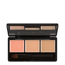 MISSHA Closing Cover Palette Concealer (No.2 Honey Mix), 3 x 1.3g/0.01 oz