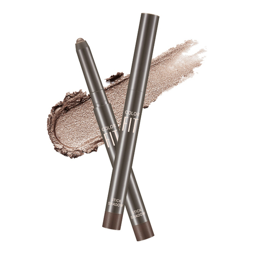 MISSHA Color Fit Stick Shadow (Shimmer) - Coffee Coke, 15g/0.5 oz