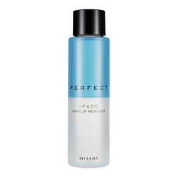 MISSHA Perfect Lip and Eye Make-Up Remover, 155ml/5.2 fl oz