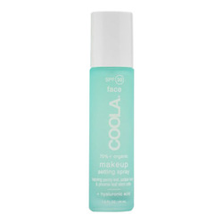Coola Makeup Setting Spray - Face SPF 30, 44ml/1.5 fl oz