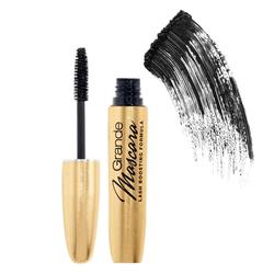 Grande Naturals Mascara Lash Boosting Formula - Black, 11.5g/0.4 oz
