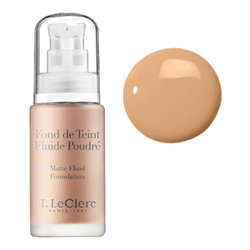 T LeClerc Matte Fluid Foundation 05 - Beige Ambre Mat, 30ml/1 fl oz