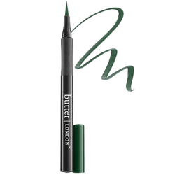butter LONDON Matte Liquid Eyeliner - British Racing Green, 1ml/0.03 fl oz