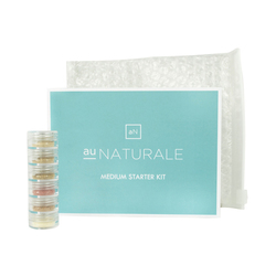 Au Naturale Cosmetics Medium Starter Kit, 1 set