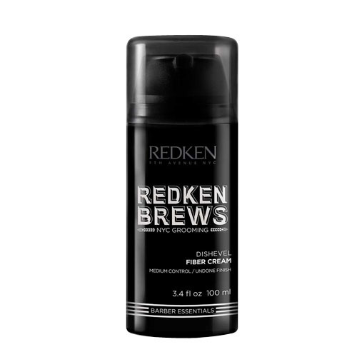Redken Brews Dishevel Fiber Cream, 100ml/3.4 fl oz