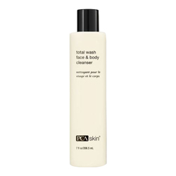 PCA Skin Men Total Wash Face and Body Cleanser, 177ml/6 fl oz