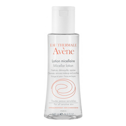 Avene Micellar Lotion Cleansing and Makeup Remover, 100ml/3.4 fl oz