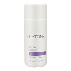 Glytone Mild Gel Cleanser - Travel Size, 30ml/1 fl oz