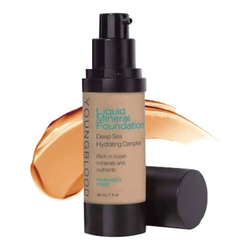 Mineral Liquid Foundation - Golden Tan