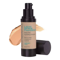 Mineral Liquid Foundation - Sun Kissed