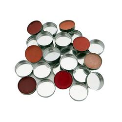 Mini Round Empty Makeup Pans