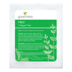 Mint Collagen Mask