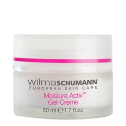 Wilma Schumann Moisture Activ Gel Creme, 50ml/1.7 fl oz