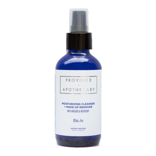 Province Apothecary Moisturizing Cleanser + Makeup Remover, 120ml/4.1 fl oz